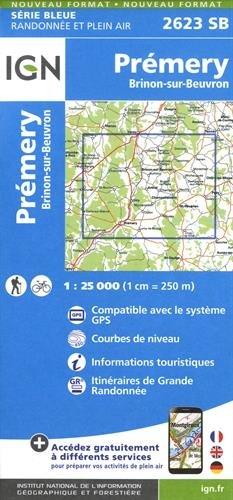 Prémery.Brinon-sur-Beuvron