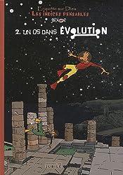 Les indices pensables, Tome 2 : Un os dans évolution