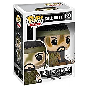 Call of Duty Funko Pop MSgt. Frank Holz 69 Sammler Figur