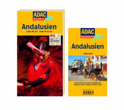 ADAC Reiseführer plus Andalusien: Mit extra Karte zum Herausnehmen