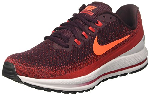 Nike Air Zoom Vomero 13, Chaussures de Running Homme, Bleu Rouge (Deep Burgundy/university Red/vast Grey/total Crimson 600)