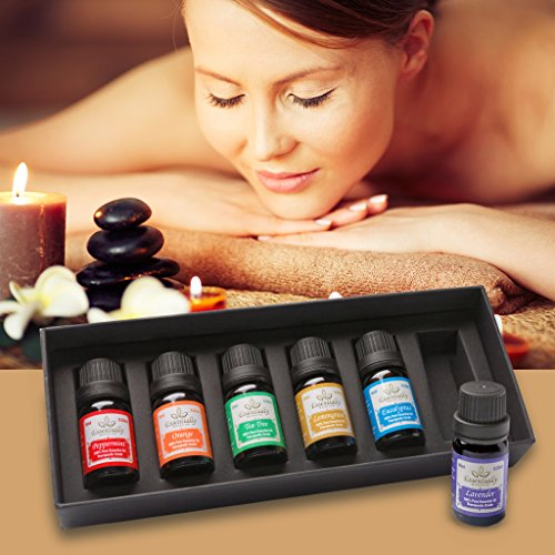 Black Friday Half Price Premium Essential Oils Aromatherapy Gift Starter Set for Relaxation Better Sleep Focus and Natural Wellness Natural Remedies and Remove Chemicals Best Lavender Peppermint