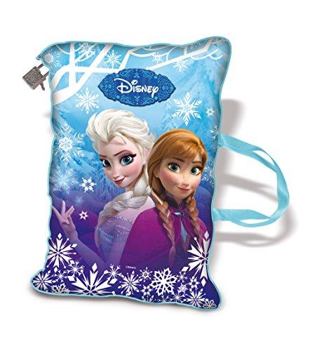 Frozen - Cojín diario secreto, 23 x 35 cm (IMC)