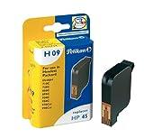 Pelikan H09 51645A Druckerpatrone (ersetzt HP 45), schwarz