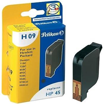 Für HP Deskjet 930 C - Black - XL Patrone, Armor