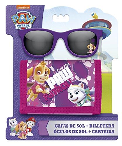 Paw Patrol-Set Sonnenbrille und briefttasche (Kids Euroswan kd-pw16243), UNICA (Kids Euroswan pw16243)