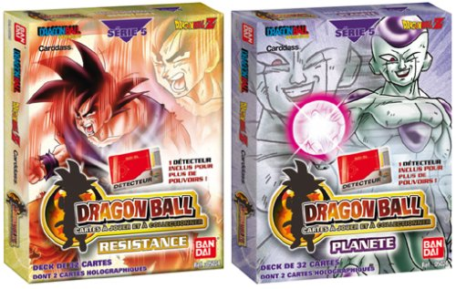 Cartas Dragón Ball Z