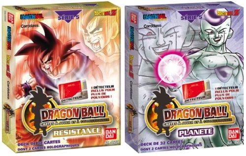 Cartas Dragón Ball Z