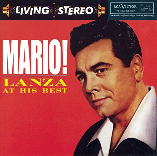 Mario! Lanza at his Best [Import USA]