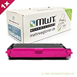 1x MWT Toner für Dell 3110 3115 cn ersetzt 593-10172 RF013 Rot Magenta Druckerpatrone Patrone