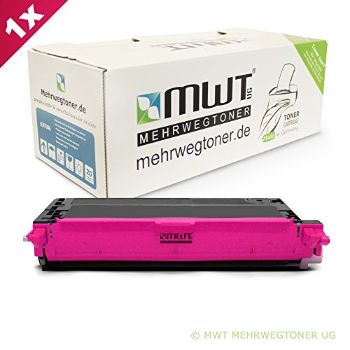 MWT Toner für Dell 3110 CN 3110CN + 3115 CN 3115CN Magenta XXL -