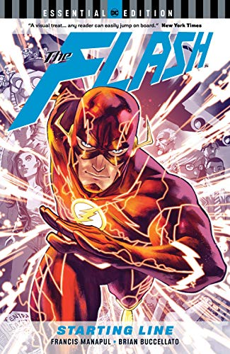 The Flash (2011-2016): Starting Line: (DC Essential Edition ...