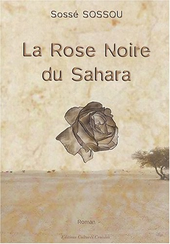 La rose noire du Sahara