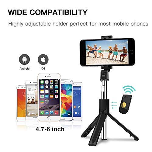 Zoom IMG-5 easyult bastone selfie treppiede 3