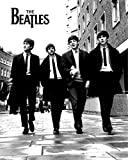 GB Eye - Mini Poster The Beatles « in London », 40 x 50 cm, Multicolore