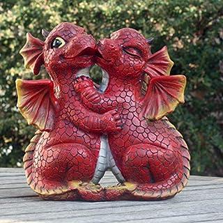 Garden Animals Collection Drake und Gänseblümchen Drache