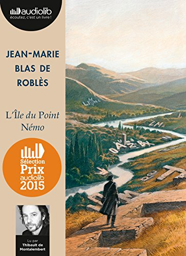 L'Ile du point Nemo: Livre audio 2 CD MP3