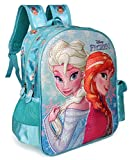 Disney Princess 20 Ltrs Turquoise School Backpack (MBE-WDP0917)