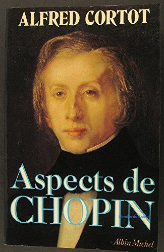 Aspects de Chopin par Cortot
