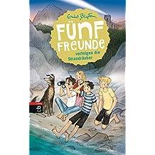 Fünf Freunde verfolgen die Strandräuber (Einzelbände 14)