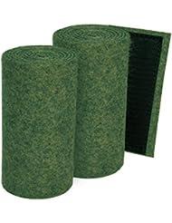 """SLACKWEAR protezione albero """"SafetyTree"""" per tutti Slacklines attuali, Verde qualità feltro con velcro cucite. mano Slackline Accessori - estensibile autonomamente albero saver"""