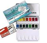 LUKAS AQUARELL STUDIO Travel-Box 6741