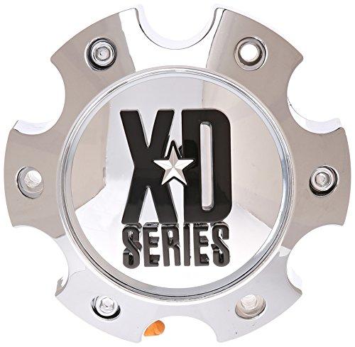KMC XD Series 796 797 798 Chrome 6 Lug Wheel Rim Center Cap 1079L145 by XD Series by KMC Wheels