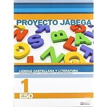 Lengua Castellana y literatura 1º ESO (Proyecto Jábega) (Libros de texto) - 9788483088135