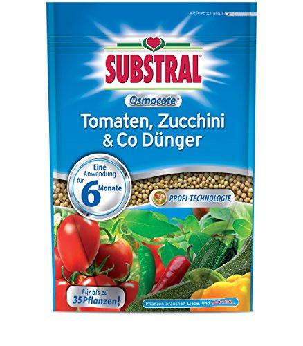 Substral Engrais osmocote tomates, courgettes & Co