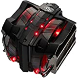Cooler Master V8 ver. 2 Ventilateur processeur 8 Heatpipes V8 ver.2