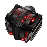 Cooler Master V8 Ver.2 CPU Air Cooler '8 Heatpipes, 1x 140mm PWM Fan, 4-Pin Connector' RR-V8VC-16PR-R2