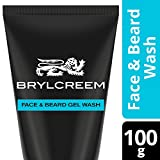 #1: Brylcreem Face and Beard Gel Wash, 100 gm