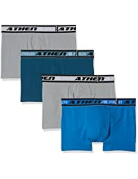 Athena Pulse, Slip Homme (lot de 4)