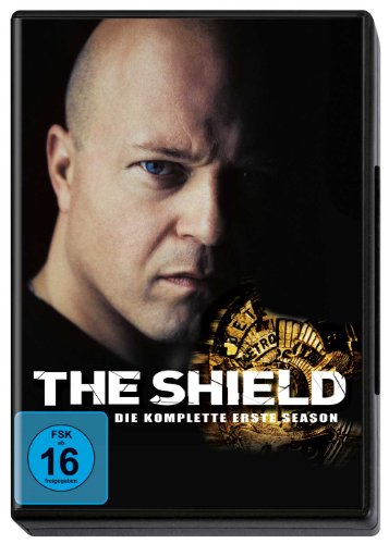 The Shield - Die komplette erste Season (4 DVDs)