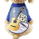 EUZeo Haustierkleidung Haustier Kleidung Warm Sweater Sommer Haustier Mantel Hund Kleider Haustierpullover Hundepullover Haustier Hund Katze Hundeshirts Lovely Pet Kleidung Mini Pullover