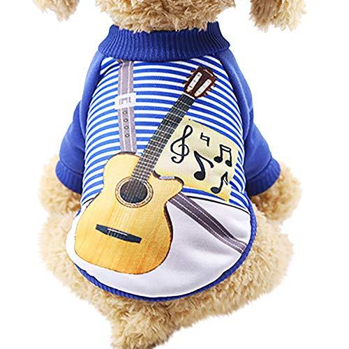 EUZeo Haustierkleidung Haustier Kleidung Warm Sweater Sommer Haustier Mantel Hund Kleider Haustierpullover Hundepullover Haustier Hund Katze Hundeshirts Lovely Pet Kleidung Mini Pullover - Sweatshirt Hunter Jumper