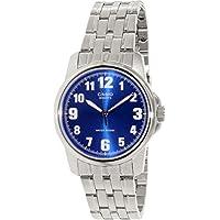 Casio MTP-1216A-2BDF (A356) - Reloj de pulsera hombre, metal