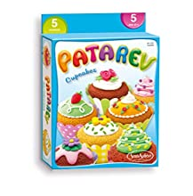 Sentosphère - 8701 - Loisir Créatif - Patarev - Blister Cupcakes