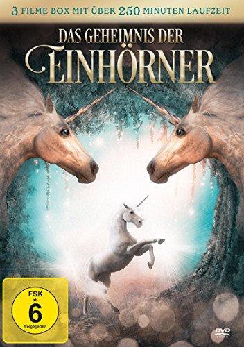 Das Geheimnis der Einhörner (3 Filme Collection)