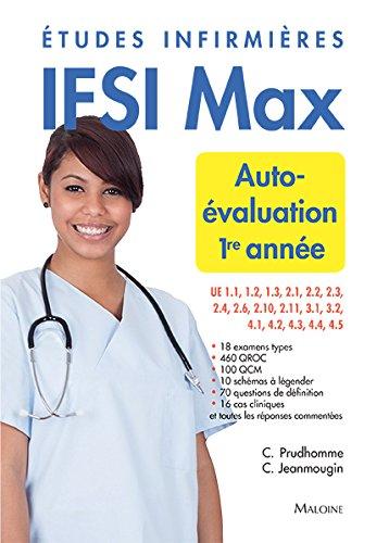 Autoévaluation 1re année : Etudes infirmières