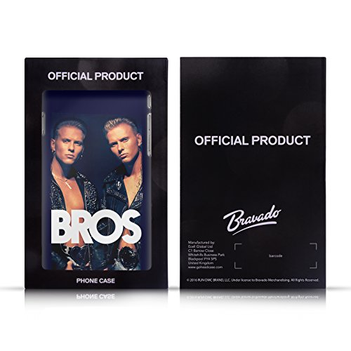 Ufficiale Bros I Owe You Nothing Cassette Vintage Cover Retro Rigida per Apple iPhone 5 / 5s / SE Greatest Hits