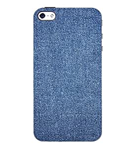 PrintDhaba Denim D-2411 Back Case Cover for APPLE IPHONE 4S (Multi-Coloured)