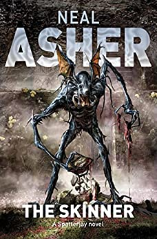 The Skinner (Spatterjay Book 1) by [Asher, Neal]