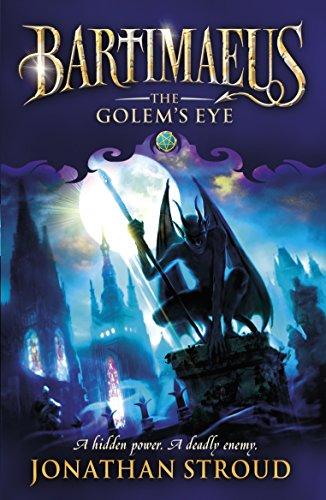 The Golem's Eye (The Bartimaeus Sequence) por Jonathan Stroud