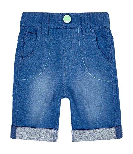 LamaLoLi Babies Shorts - jeansblau - 3M