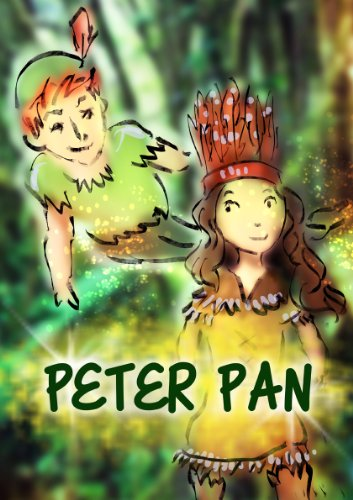 Peter Pan (English Edition) por Hannah C