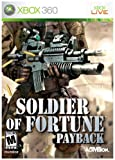 Cheapest Soldier Of Fortune: Payback on Xbox 360