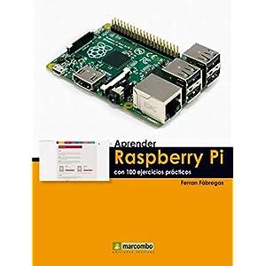 517emnPPq4L. SS300  - Aprender Raspberry Pi con 100 ejercicios prácticos (APRENDER...CON 100 EJERCICIOS PRÁCTICOS)