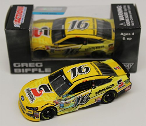greg-biffle-16-safety-kleen-2015-ford-fusion-gen-6-1-64-scale-diecast-model