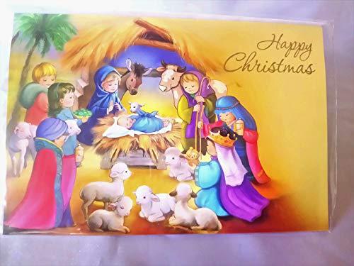 Weihnachtskarten Religiöse bei Kostumeh.de